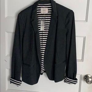 Ann Taylor Loft blazer. Can be casual or formal!